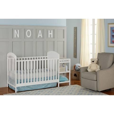 Ti Amo Modesto Crib White
