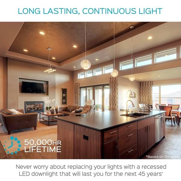 6 Inch Led Recessed Light
