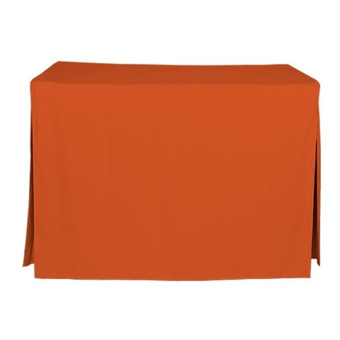 Tablevogue Solid 4 Ft. Table Cover - 48 Inches