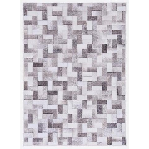 Houston Burton Grey/Ivory