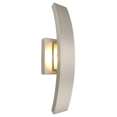 LED Light Exterior Wall Sconce