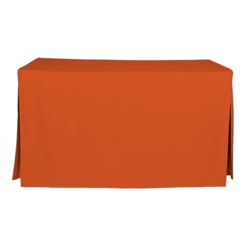 Tablevogue Solid 5 Ft. Table Cover