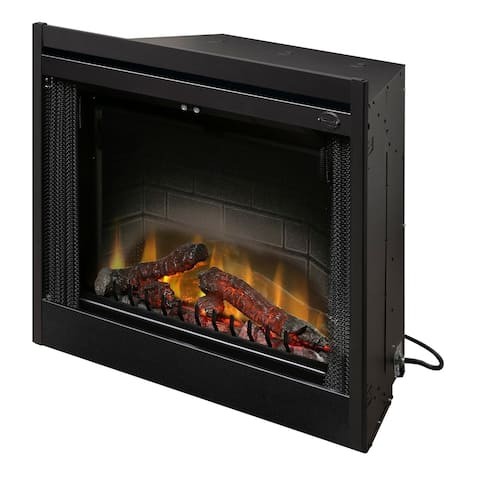 Dimplex 33 inch Deluxe Built-in Electric Firebox