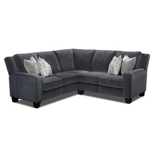 West End Power Reclining Sectional