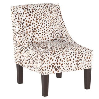 Animal Print, Glam Living Room Chairs | Shop Online at Overstock