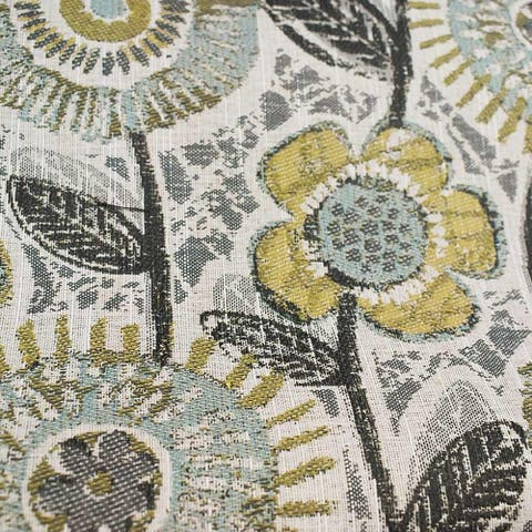 Kotter Home Dayflower Haze Fabric by the Yard