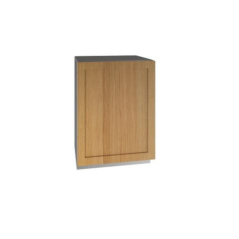 Solid Refrigerator 24 In Reversible Hinge Integrated