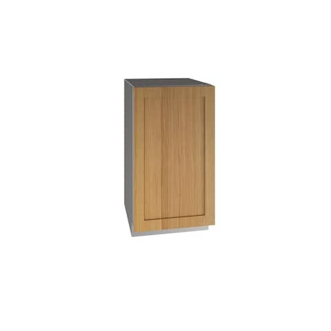 Solid Refrigerator 18 In Reversible Hinge Integrated