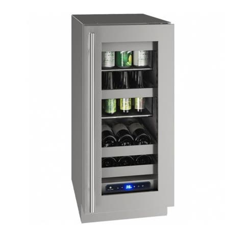 Beverage Center 15 in Lock Right Hinge Stainless