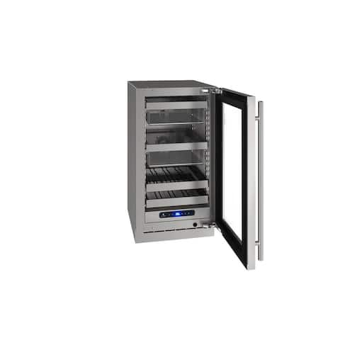Beverage Center 18 In Reversible Hinge Stainless