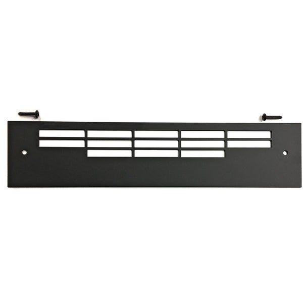 Adjustable Black Grille 24 In 3 and 5 Class