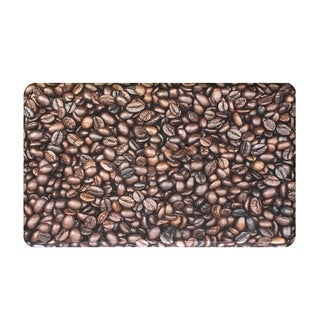 Liberty Mats Coffee Beans Premium Anti Fatigue Floor Mat 20 x 32-inch - 20x32