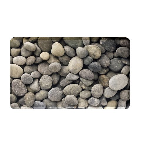 Liberty Mats Riverrocks Premium Anti Fatigue Floor Mat 18 x 30-inch - 18x30