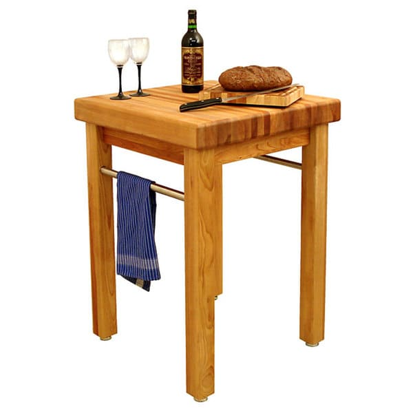 Catskill Craftsmen French Country Butcher Block Table