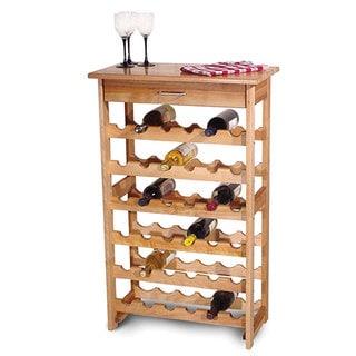 36 Bottle Wine Storage Rack