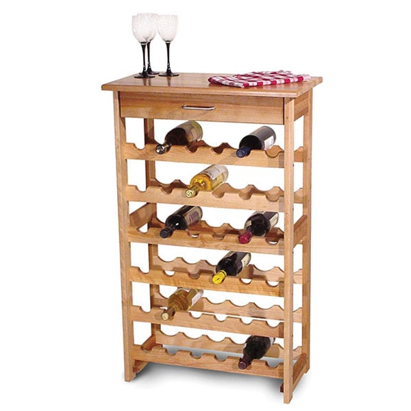 36 bottle storage wine rack   free shipping today