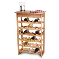 36 Bottle Wine Storage Rack