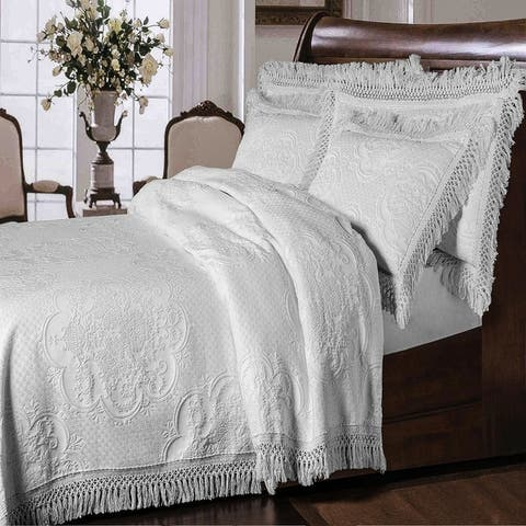 Size California King White Bedspreads Find Great Bedding