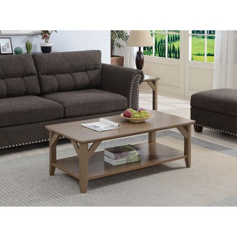 The Gray Barn West Coffee Table