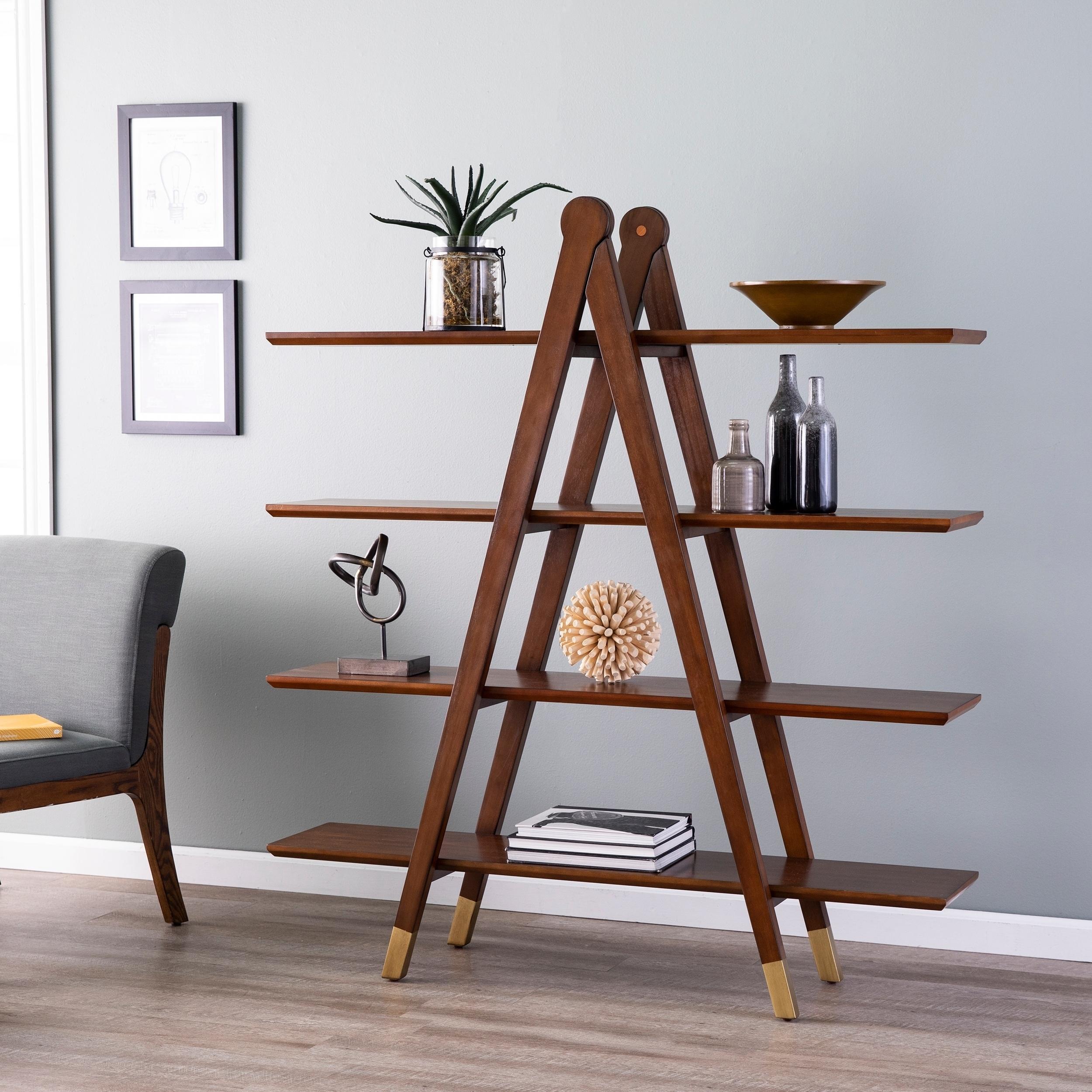 Holly Martin Zachariah Standing Ladder Shelf