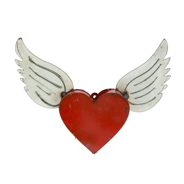 Small Heart With Wings - N/A