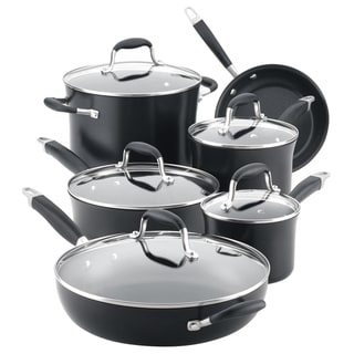 Link to Anolon Advanced Hard-Anodized Nonstick 11-Piece Cookware Set, Onyx Similar Items in Cookware