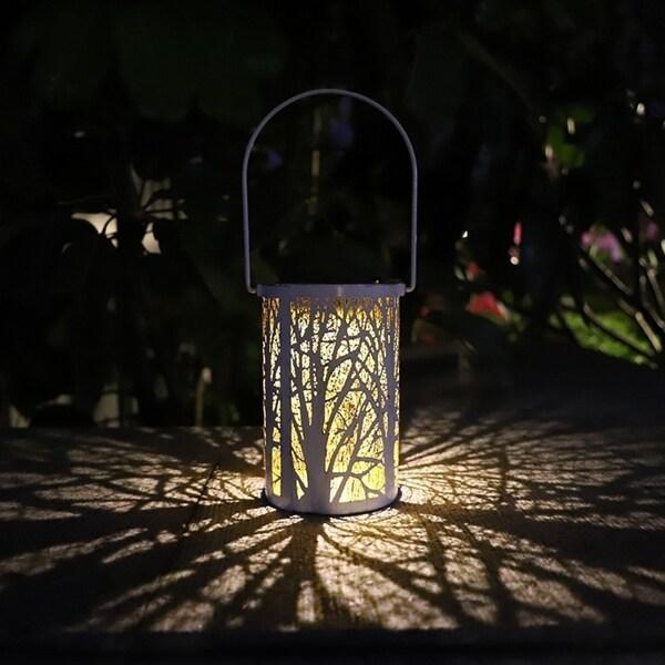 Shop Outdoor Waterproof Solar Light Led Lantern Retro