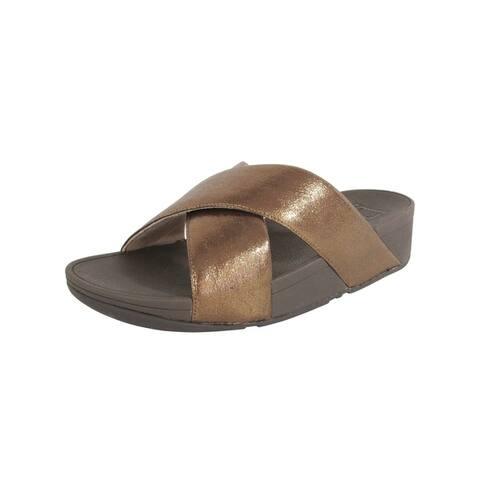 Fitflop Womens Lulu Slide Sandal Shoes