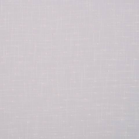Miranda Haus Burdett Sheer Grommet Curtain Panel Pair