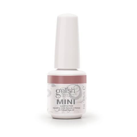 Gelish Mini Mauve Your Feet Soak Off Gel Nail Polish (9ml)