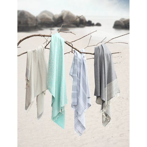 Sand Cloud Turkish Cotton Beach Towel