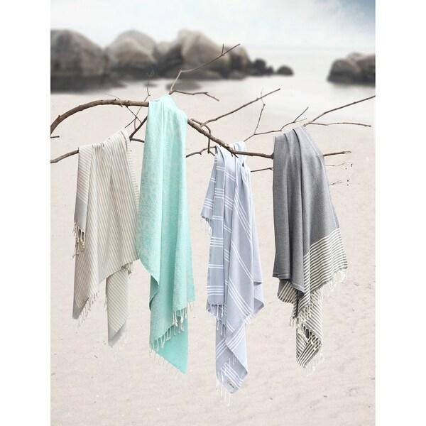 Sand Cloud Turkish Cotton Beach Towel