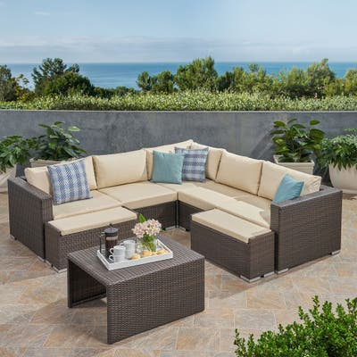 Ottomans Outdoor Sofas Chairs