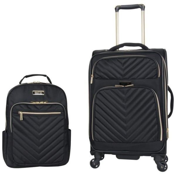 Kenneth Cole Reaction Chelsea 2-Piece Luggage Travel Set. Opens flyout.