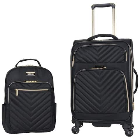 Kenneth Cole Reaction Chelsea 2-Piece Luggage Travel Set