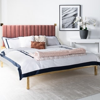 Safavieh Couture Niall Acrylic Bed