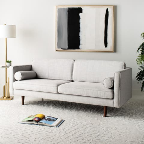 Safavieh Couture Hurley Mid-Century Sofa
