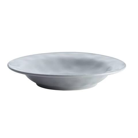"""Rachael Ray Cucina Dinnerware Ceramic Round Serving Bowl, 14"""""""