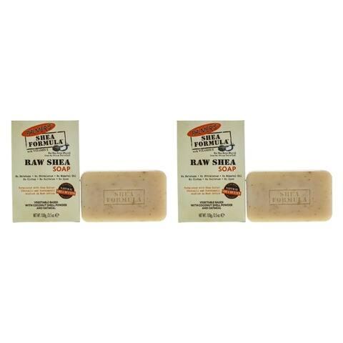 Shea Formula Raw Shea Soap - Pack of 2