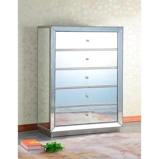 Tall Mirror  Boy Dresser Storage Unit