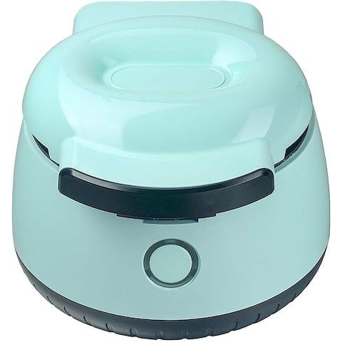 Brentwood TS-1401BL Waffle Bowl Maker, Blue