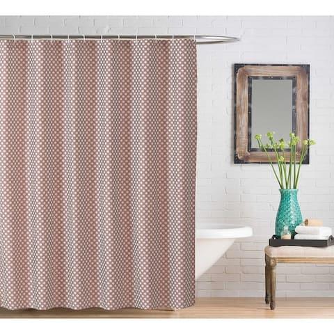 Harper Lane Iron Work 13-piece Shower Curtain Set