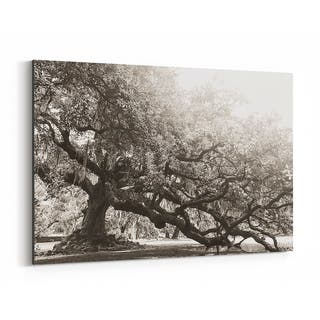 Noir Gallery Tree of Life New Orleans Louisiana Canvas Wall Art Print