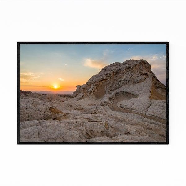 Noir Gallery Page Arizona Vermillion Cliffs Framed Art Print