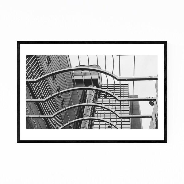 Noir Gallery Namba Japan Abstract Photography Framed Art Print