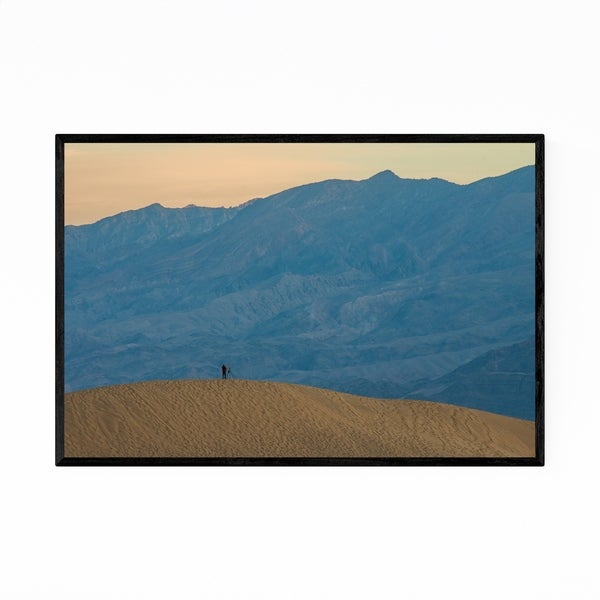 Noir Gallery Death Valley California Photo Framed Art Print