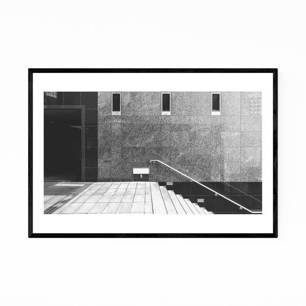 Noir Gallery Kyoto Japan Abstract Photography Framed Art Print
