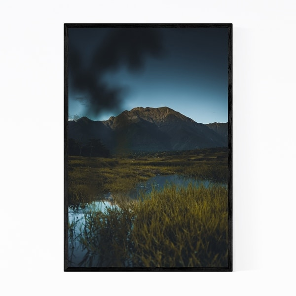 Noir Gallery Mount Guiting Guiting Philippines Framed Art Print
