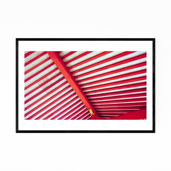 Noir Gallery Nara Japan Abstract Photography Framed Art Print
