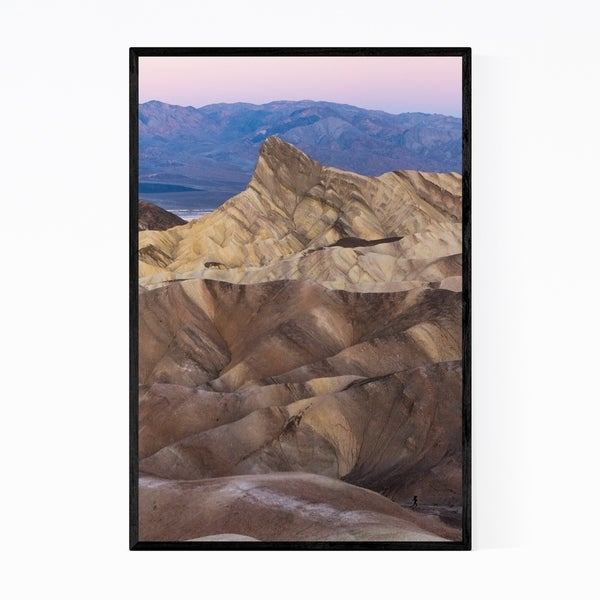 Noir Gallery Death Valley California Photo Framed Art Print
